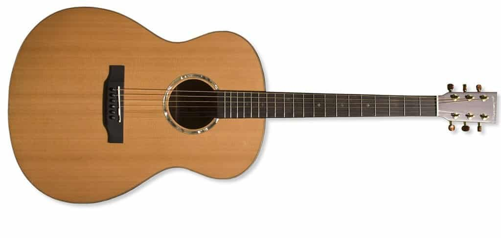 Exemple de guitare folk